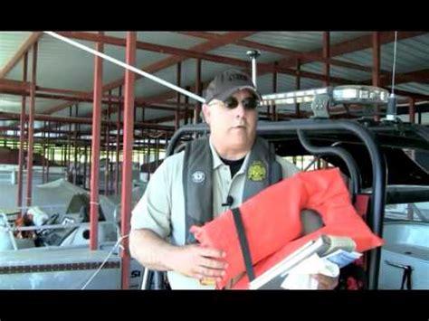 boat safety oklahoma oklahoma boat safety tips clip 1 youtube