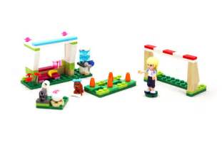 Lego Friends Ori New Stephanies Soccer Practice 41011 s soccer practice lego set 41011 1 building