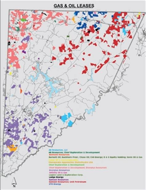 maryland fracking map bay daily faced by gas drilling boom maryland promises