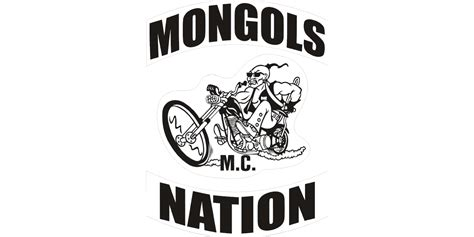 1 Er Mc Brotherhood Of Clubs Lucky 13 Menu Pin Clothing Outlaw Biker mongols mc motorcycle club one percenter bikers