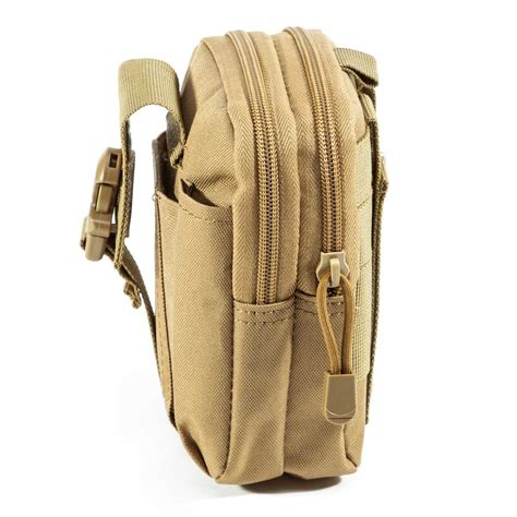 Travel Pouch Eleven Tuatara mini tactical phone pouch molle edc pouch zippered travel bag ebay