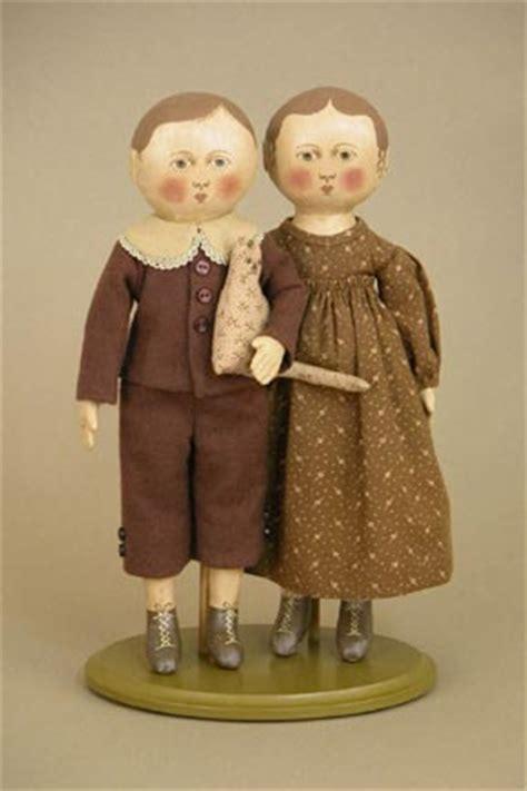 gails vintage doll patterns hannah doll set pattern by gail wilson designs