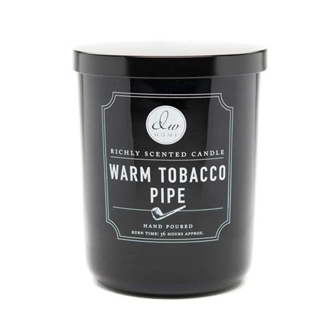 Dw Home Candles Warm Tobacco And Oak by Wood Masculine Dw Home Candles