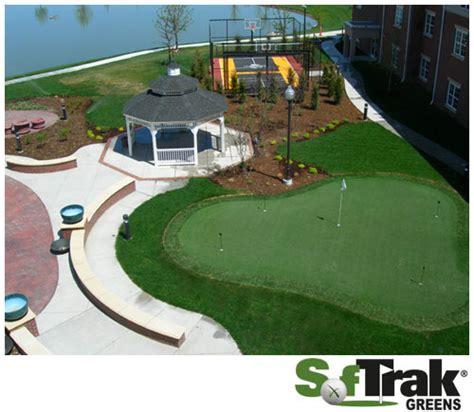 Backyard Creations Myrtle Sc Backyard Putting Green Installation Wilmington Nc