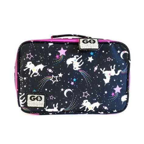 Lunch Box 5 Sekat Unicorn go green lunch box set unicorn planet company