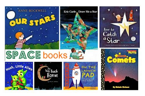 space picture books pre school book about planets pics about space
