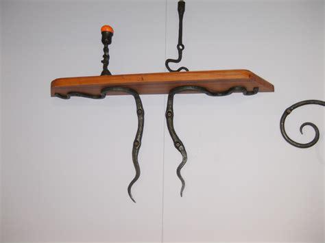 mensole in ferro mensola in ferro forgiato e legno www coltellodelfabbro it