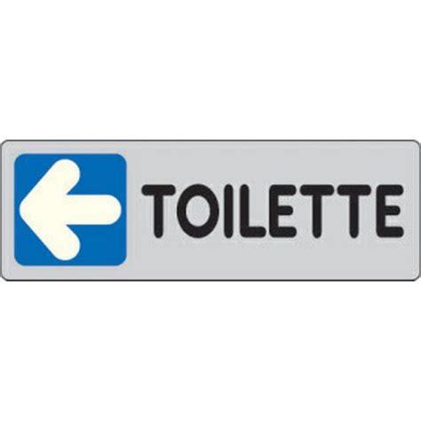 freccia interni targhetta per interni toilette freccia a sinistra