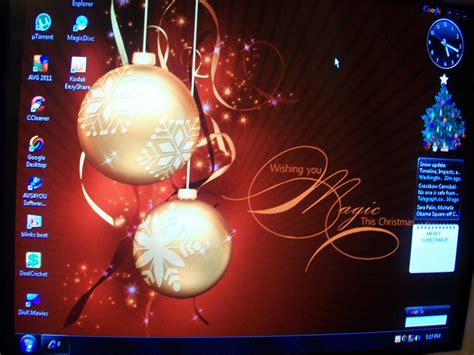 christmas theme download for pc christmas theme pc by babyfoop13 on deviantart