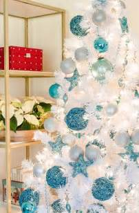 decorations blue and white 35 frosty blue and white d 233 cor ideas digsdigs