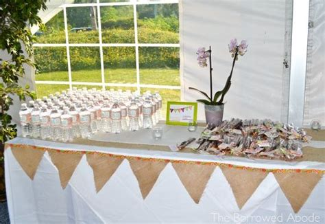Wedding Favors Table by Chocolate Dipped Pretzels Edible Wedding Favors The