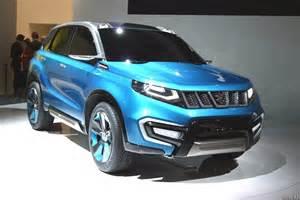 Suzuki At 2016 Suzuki Grand Vitara Ii Pictures Information And