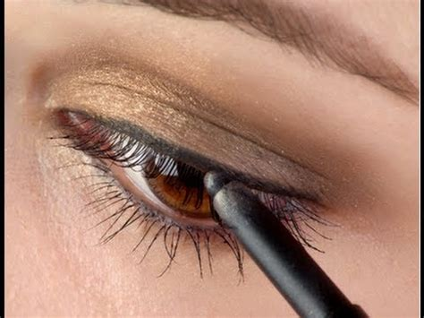 pencil eyeliner tutorial youtube how to apply eyeliner step by step tutorial youtube