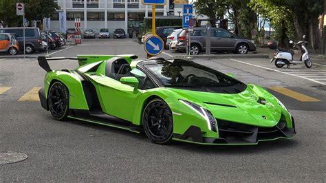 Lamborghini Roadster Veneno by 5 0 Million Lamborghini Veneno Roadster In Switzerland