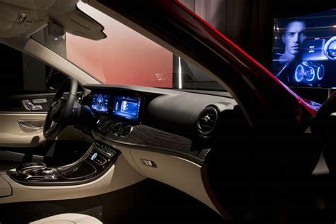 2017 mercedes e class interior lighting 2017 mercedes e class exterior design revealed gtspirit