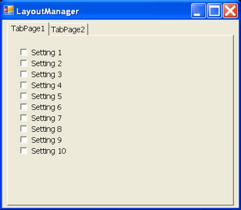 layout manager windows forms layout 171 gui windows form 171 c c sharp
