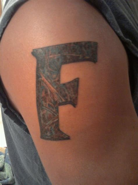 realtree tattoo my florida gator filled with realtree camo my