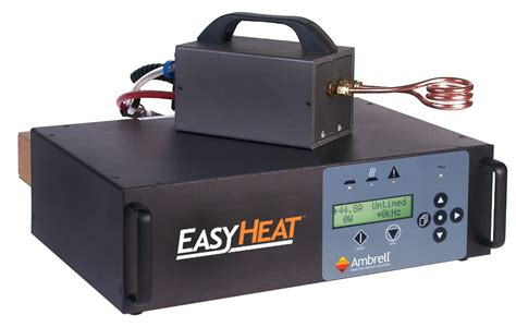 induction heater uses ambrell induction heating solutions product catalog