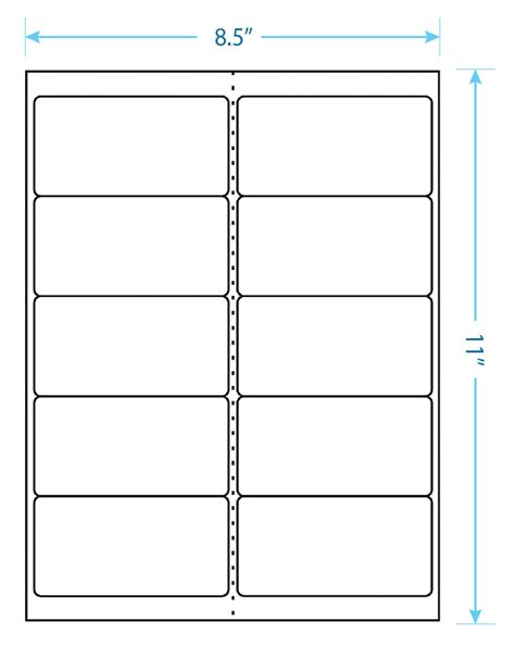 xerox label templates 10 up label template templates data