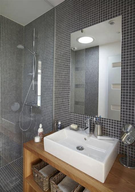 deco salle de bain italienne grise