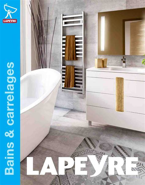Lapeyre Meuble Salle De Bain by Salle De Bain Lapeyre Catalogue