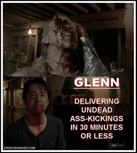 Glenn Meme - pin by amber sutton on walking dead pinterest