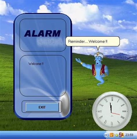 reminder clock software micro alarm clock bubbleclock timeleft
