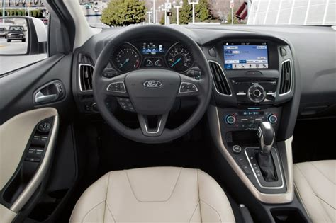 2016 ford focus overview the news wheel