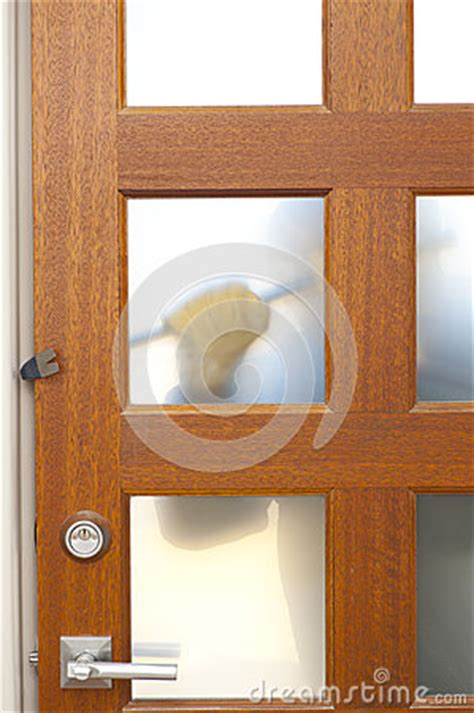 how to unlock a house window from the outside thief breaking in house with crowbar stock photo image 29702020