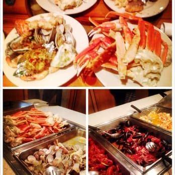 captain george buffet captain george s seafood restaurant virginia va united states