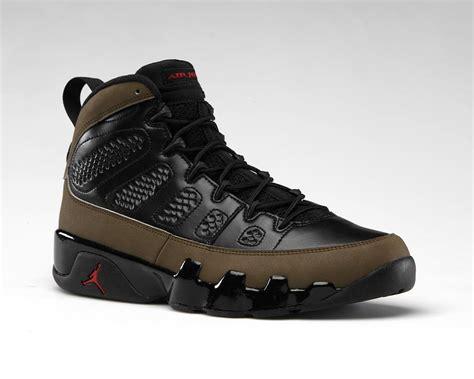 category jordan tags air jordan 9 en view image air jordan 9 olive available tonight sneakers addict