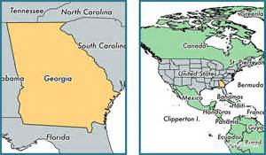 us map states atlanta where is state where is located in the