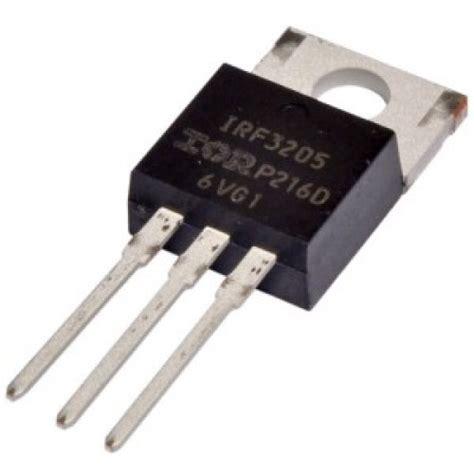transistor mosfet irf irf3205 mosfet faranux electronics