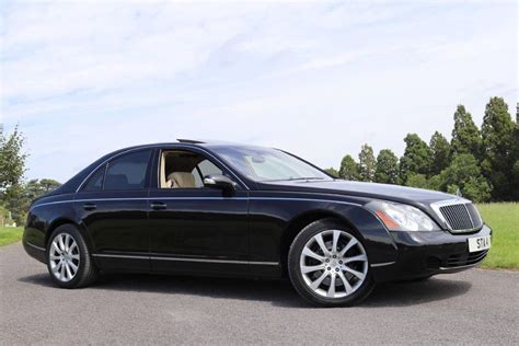 2004 maybach for sale used 2004 maybach 57 maybach v12 for sale in berkshire