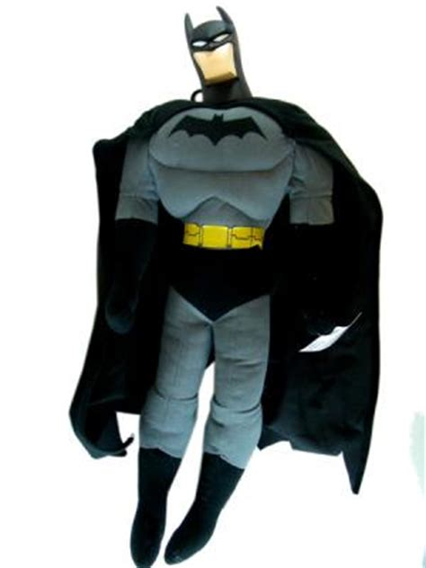 Batman Stuffed Doll heroes and villains justice league character plush