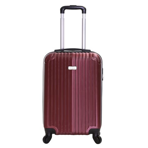 Spinner Cabin Luggage by Ryanair Easyjet 55 Cm Cabin Approved Spinner Trolley