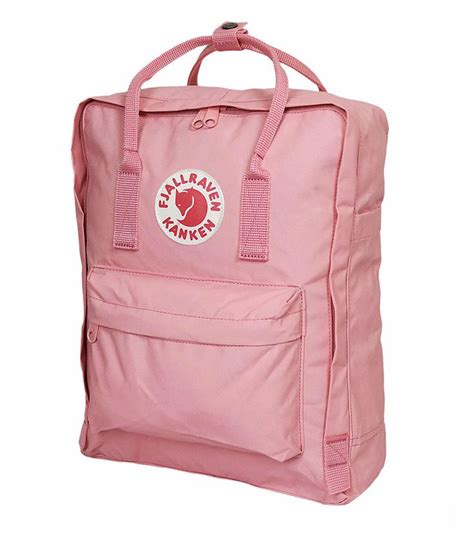 Simple Canvas Backpack Pink Intl a backpack that supports your back school
