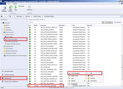 using SCCM 2012 beta 2 in a LAB   Part 10. Synchronizing Software Updates   Configuration