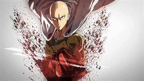 wallpaper engine one punch man 24 saitama wallpapers hd download