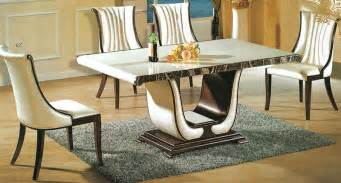 Italian Dining Table And Chairs 20 Luxurious Rectangular Marble Dining Tables Home Design Lover