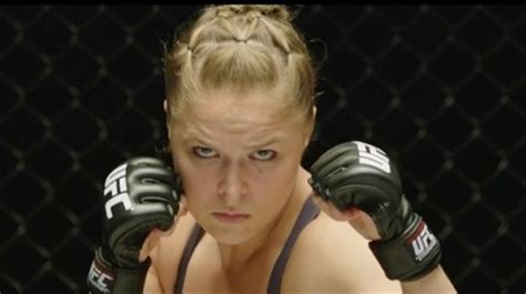 ronda rousey fight hairdo ronda rousey was born to fight muscle fitness