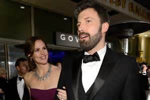 Ben affleck on split from jennifer garner we re on great terms