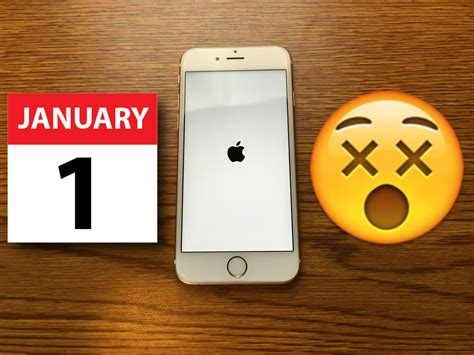Apple January don t set your apple iphone s date to january 1 1970 this ios 11 hack will crash your iphone 8