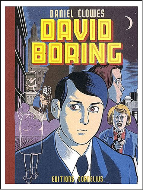 david boring david boring and the avengers the addison recorder