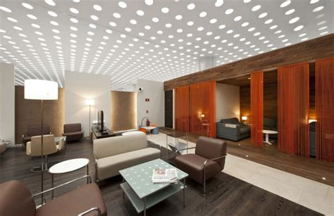 Led Interior Home Lights Modern House Architecture Adjust The Lighting In A Modern House