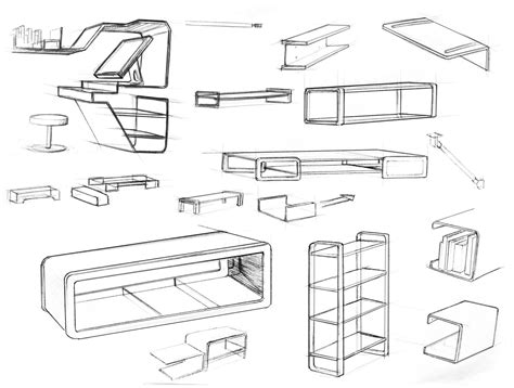 Sofa Sketch Search Drawing by Furniture Design Sketches Search Industrial