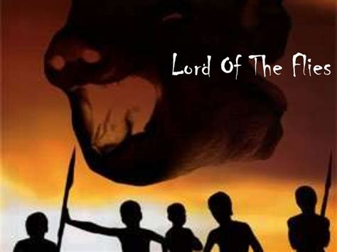 lord of the flies evil theme quotes human nature powerpoint final assesment