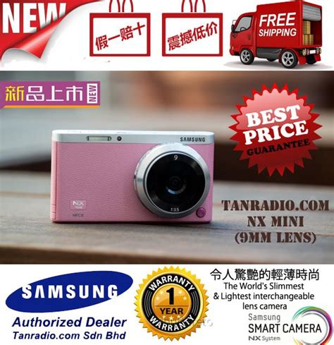 Pink Ori New pink samsung nx mini nxf1 end 5 14 2015 1 15 am