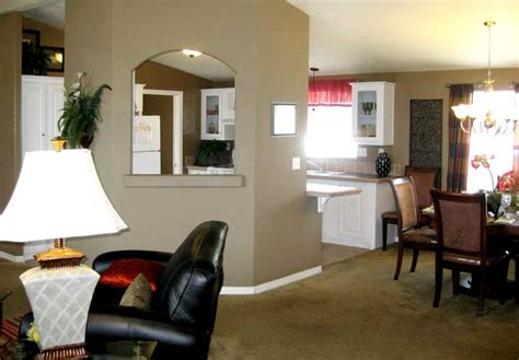 Decorating Ideas For Manufactured Homes Mobile Home Interior Design Mobile Homes Ideas