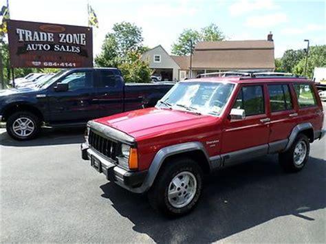 1992 Jeep Laredo Buy Used No Reserve 1992 Jeep Laredo 4x4 In